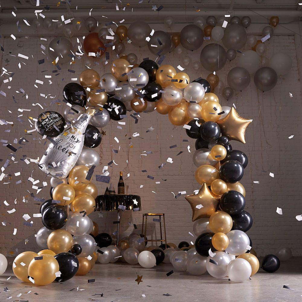 Balloon Arch Kit Party City in 2019 50th birthday