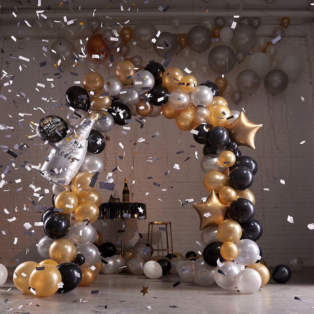 Balloon arch kit balloon arch 50th birthday decorations