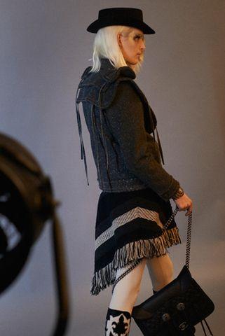 Chanel Paris-Dallas Flap Bag
