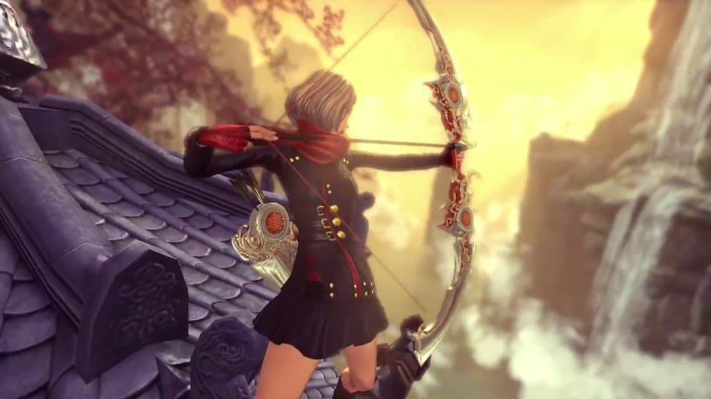 تحديث Blade Soul إلى Unreal Engine 4 في شهر ديسمبر New Class Unreal Engine Blade And Soul