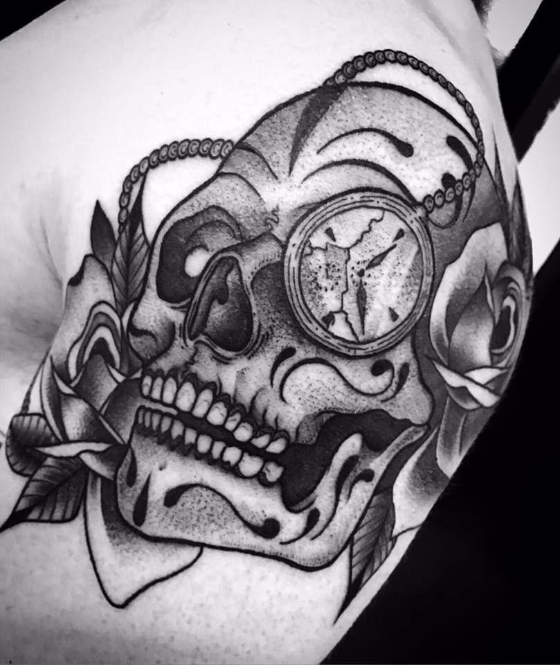 Estudio De Tatuajes Cdmx
