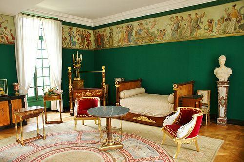 Malmaison France Chateau Bedroom Google Search Malmaison Palace Interior Georgian Interiors