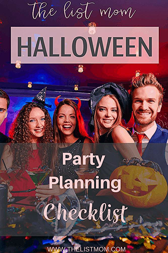 Photo of Halloween Party Planning Checklist