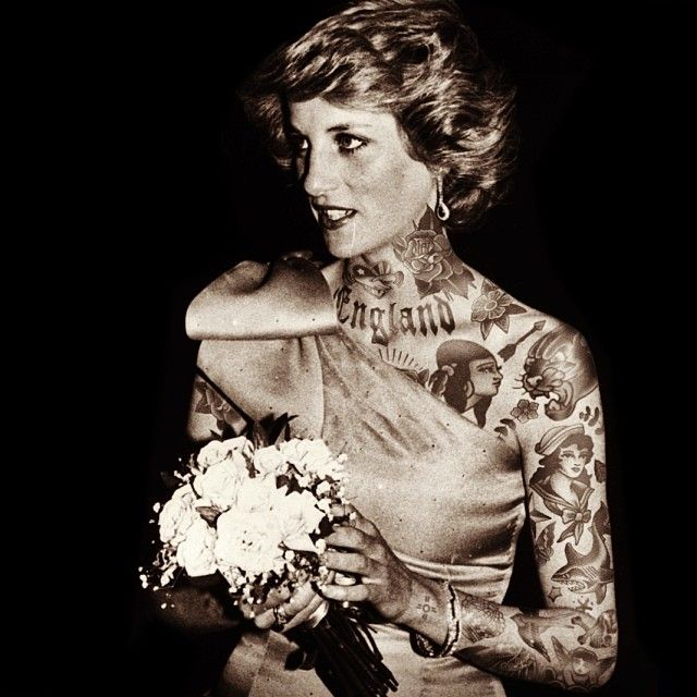 Indian Giver Art Pinterest Tattoo Tattoo Images And Tatting - Artist reimagines celebrities covered in tattoos