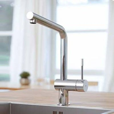 Minta Touch Pull-Out Faucet Faucet, Kitchen faucets and Chrome
