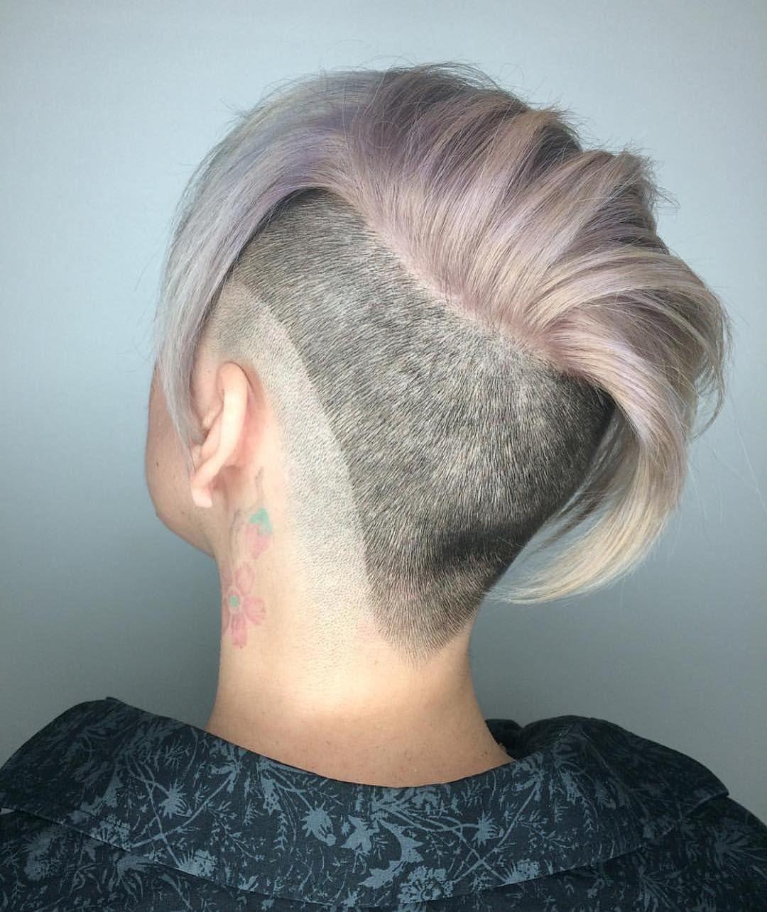 pin eddie hair super short