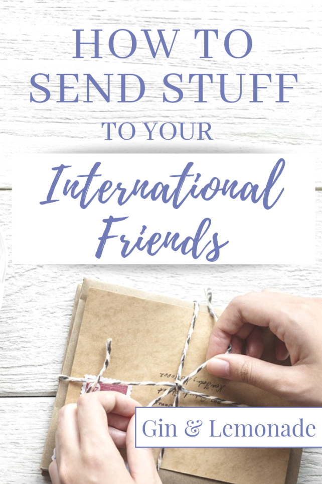 Want to send gifts to international friends? Here are some hints and tips when sending gifts to another country