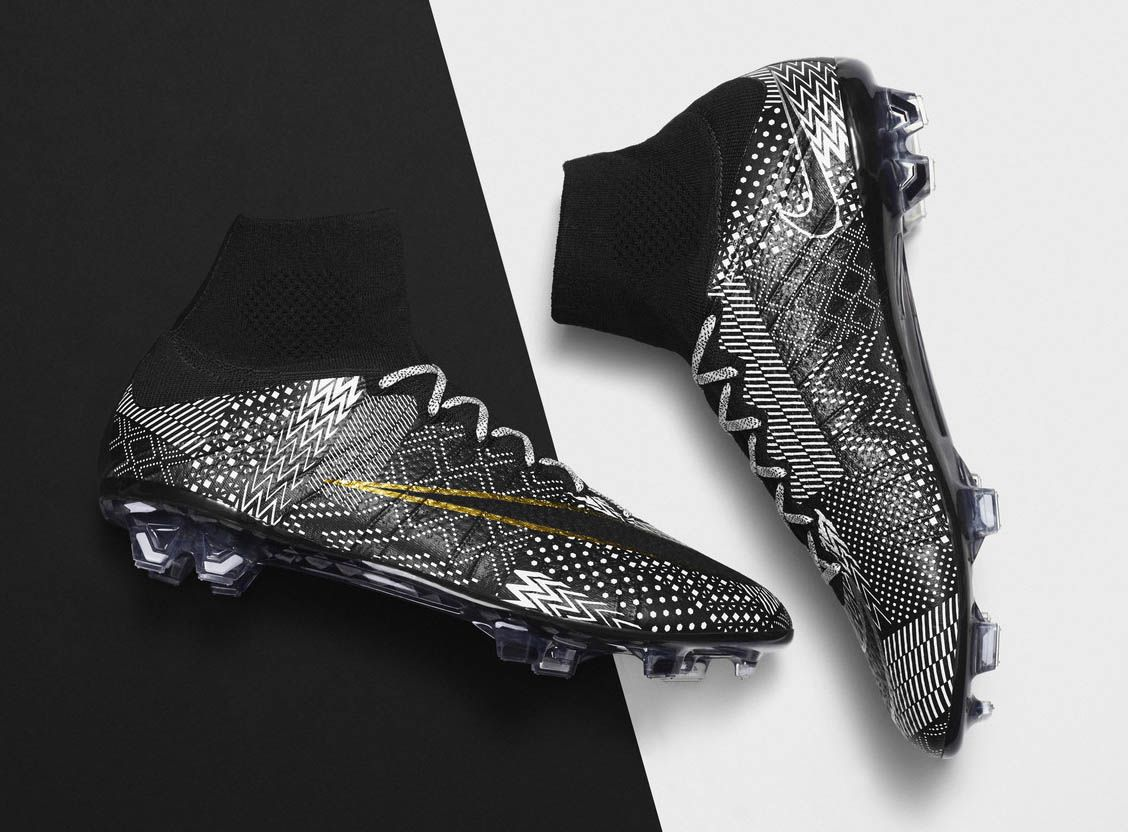 detailed look f87c6 735a1 Nike Mercurial Superfly Black History Month Boots Released - Footy Headlines