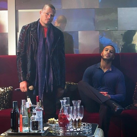 #traibyers #terrencehoward #andrelyon #luciouslyon #empirefox #empire #empireseason2