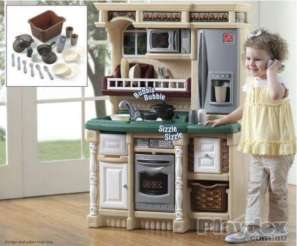 Step2 Kitchen | Step 2 Lifestyle Kitchen And Step2 Lifestyle Custom Kitchen  Best Deals .