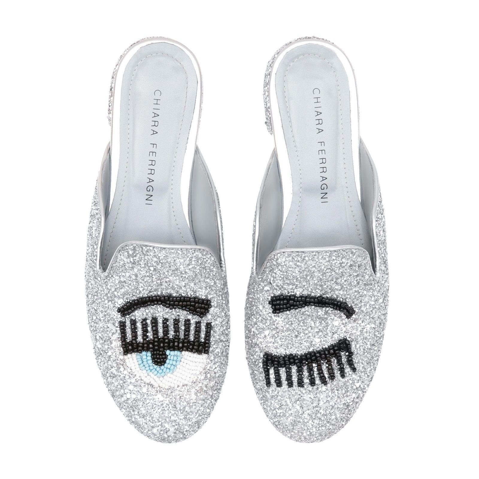 21d05268947 Chiara Ferragni slippers   Accessorize in 2019   Chiara ferragni ...
