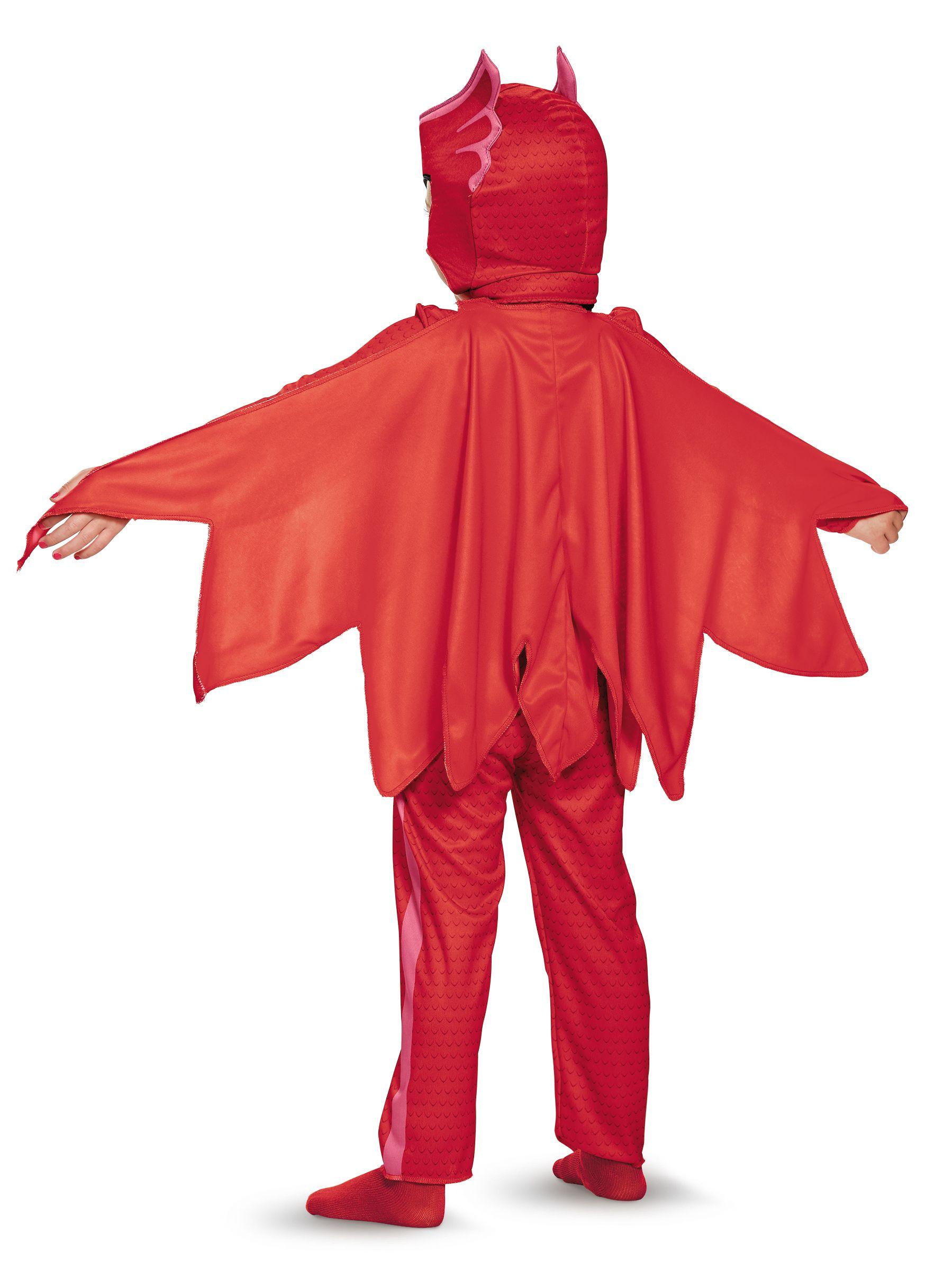 PJ Masks Superhero Owlette Classic Toddler Costume
