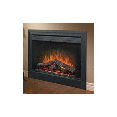 Dimplex Electraflame 39 Built In Wall Mount Electric Fireplace