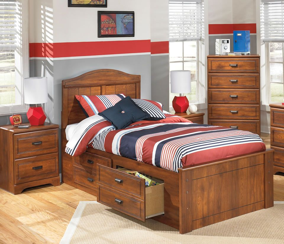 kids twin beds with storage. Natural And Rustic Wooden Kids Twin Beds With Storage Underneath O