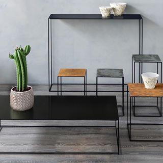 Table Basse Table Haute Design By Zeus En Vente Chez Berhin A