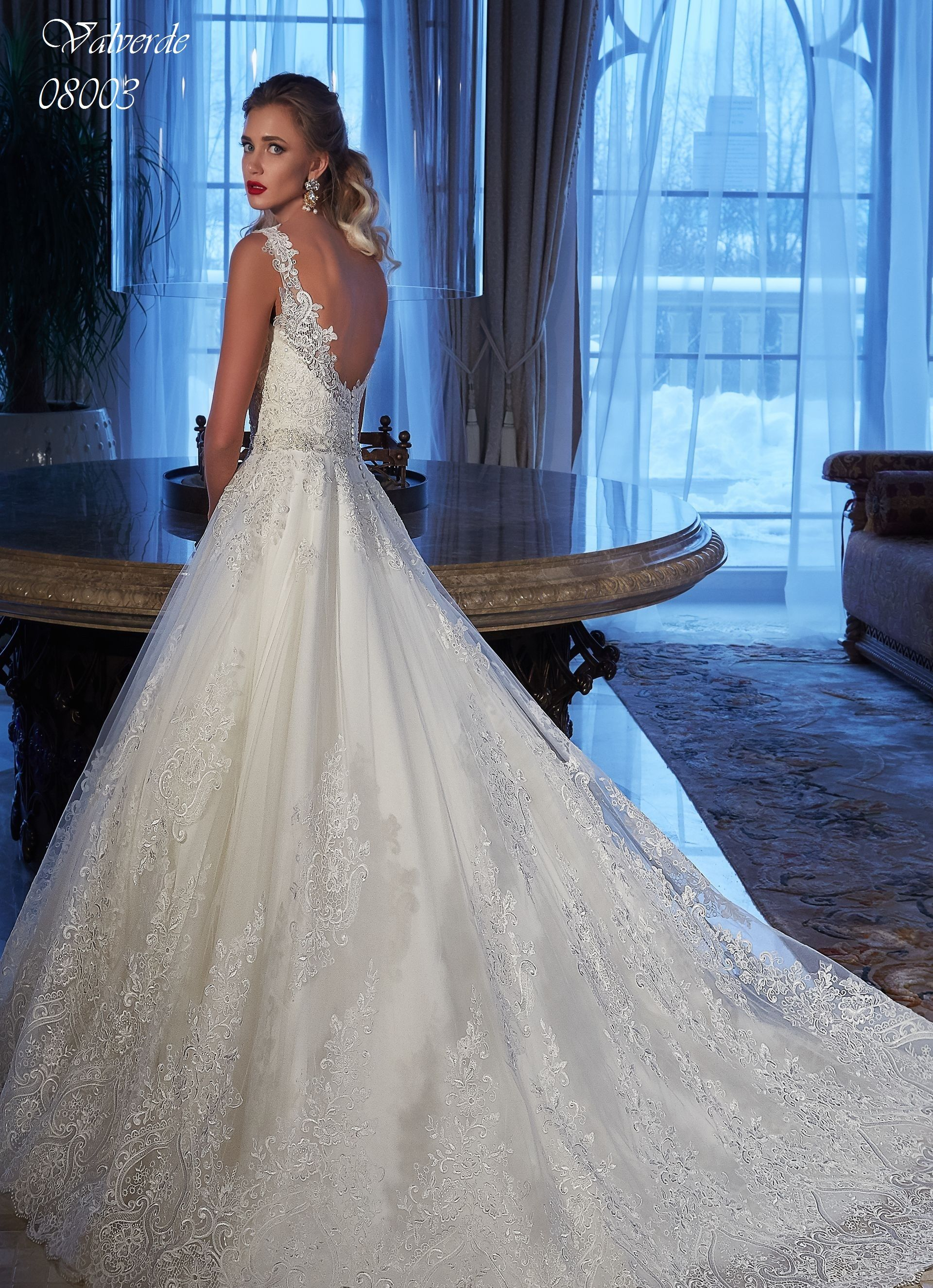 Valverde (08003) Sold Exclusively at Bridal Room in Pretoria ...