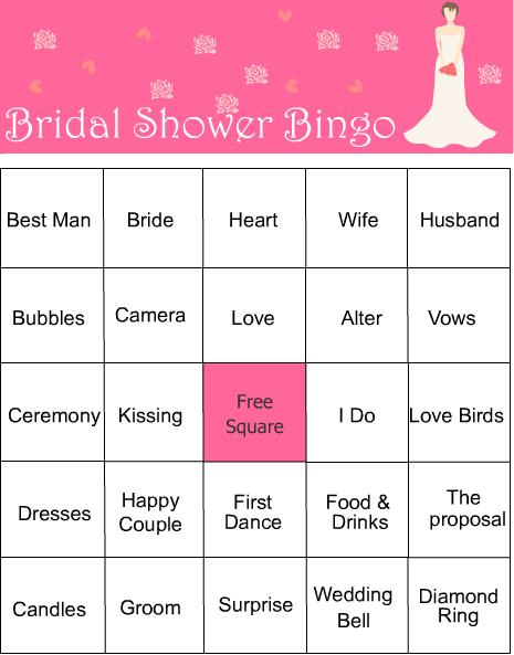 10 free bridal games for showers printable visit wwwfreetemplateideascom