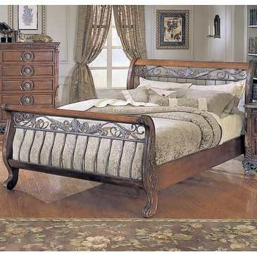 Wrought Iron Queen Bed Frame Google Search With Images Wood