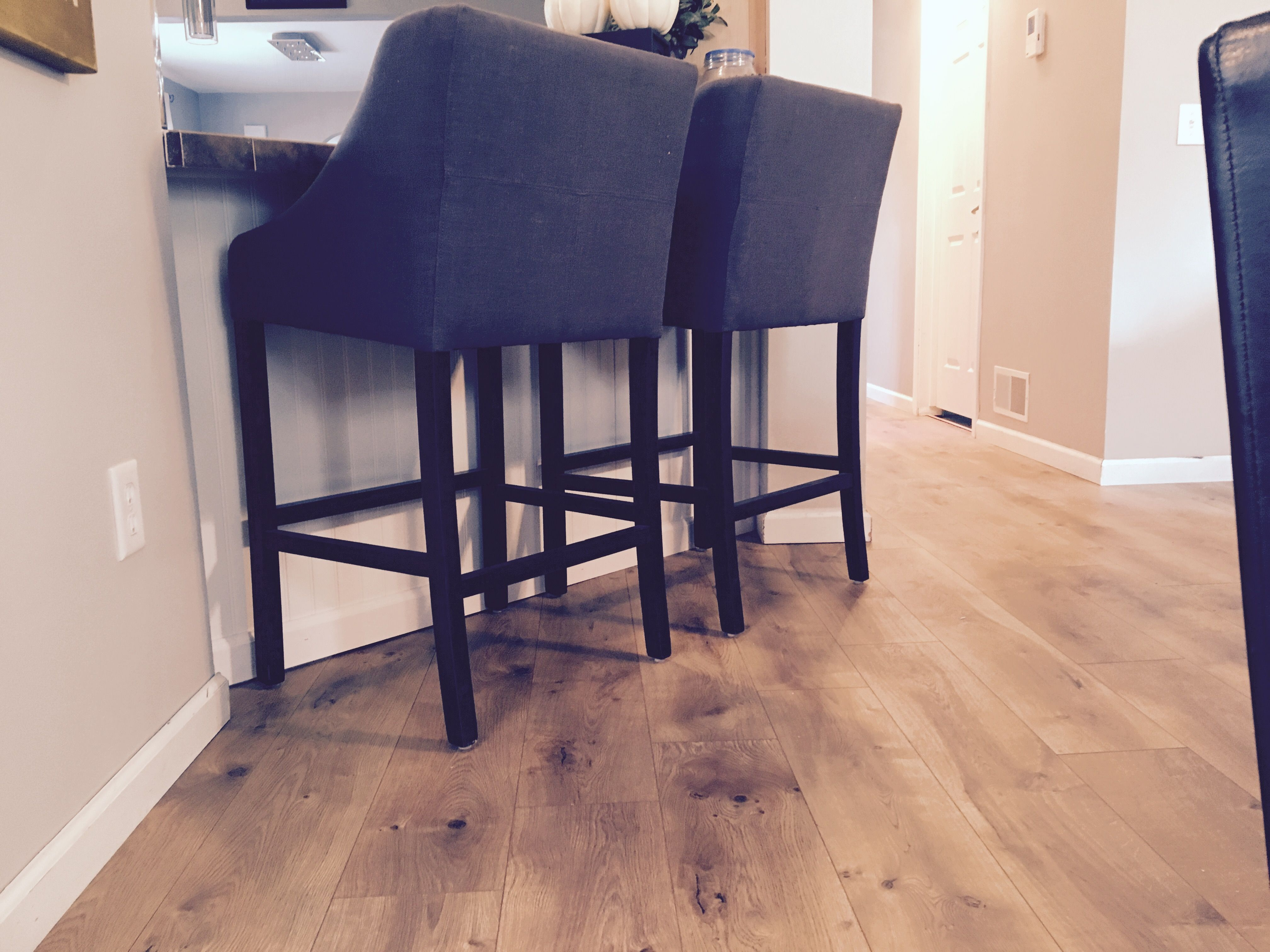My new floors So in love Pergo riverbend oak