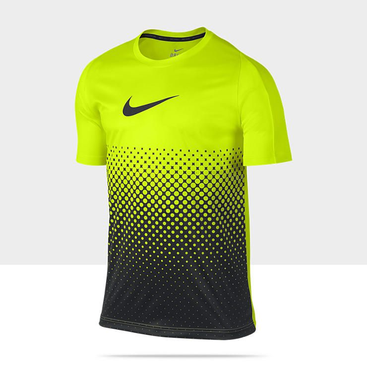 586d73c1909 Nike Amplify Gradient Men's Soccer Shirt | Men's Activewear Trends ...