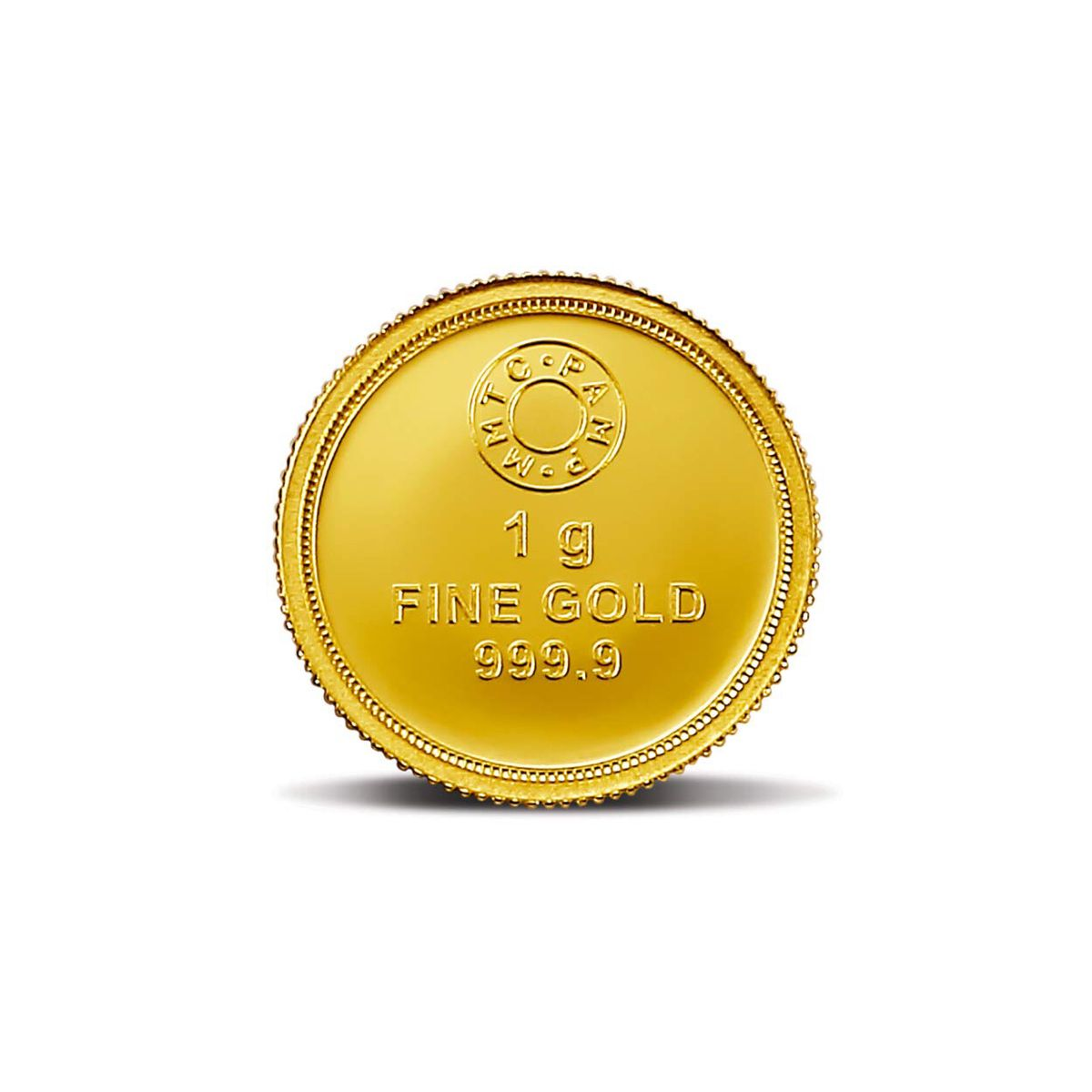 Mmtc Pamp Lotus 24k 999 9 1 Gm Gold Coin In 2020 Gold Coins Gold Purchase Gold Models