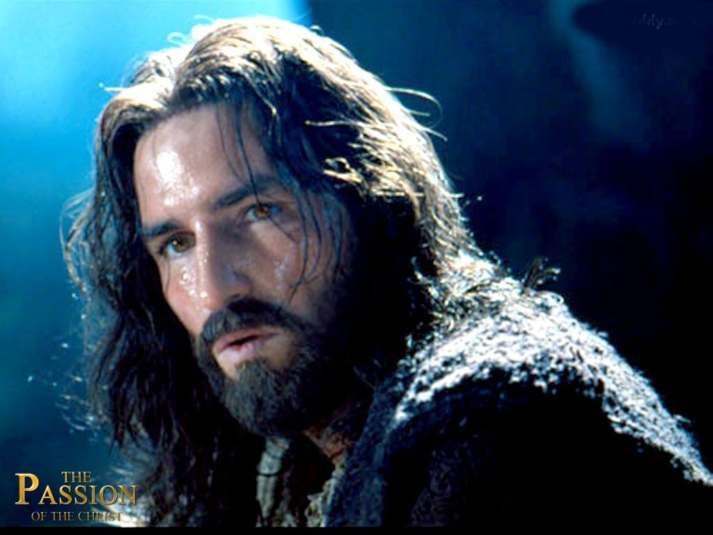 Passion Of The Christ Artwork Jesus Character In Passion Of The