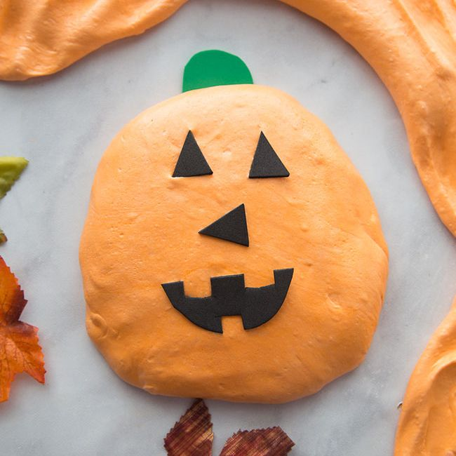 Photo of Fluffy Pumpkin Slime