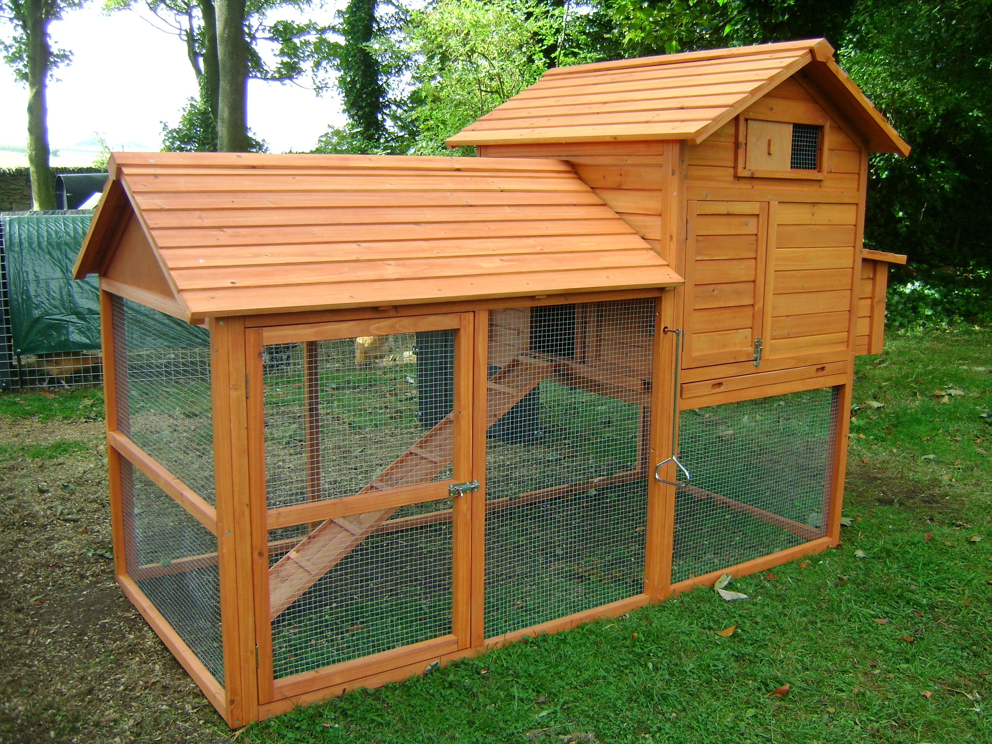 Homestead Plus Hen House Available From Durham Hens Www.durhamhens.co.uk