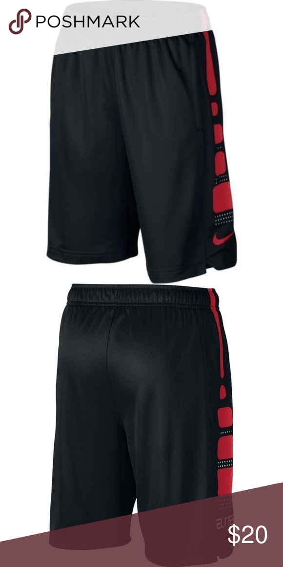 Nike Boy S Elite Stripe Basketball Shorts Sz S Boys Basketball Shorts Basketball Shorts Boys Basketball