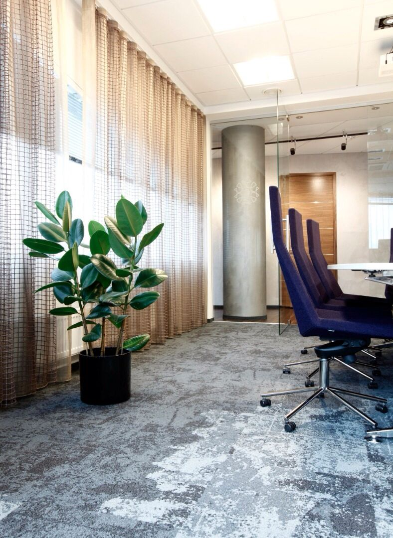 Net Effect From Interface Office Interior Design Carpet Design