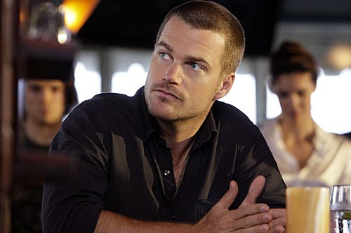 ncis los angeles - chris odonnell