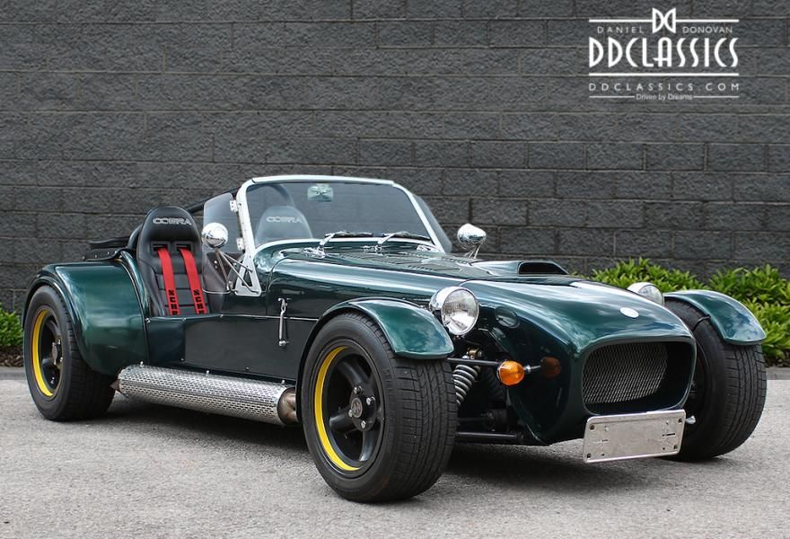 Lotus 7 (VM Seventy Seven) LHD in 2020 (With images