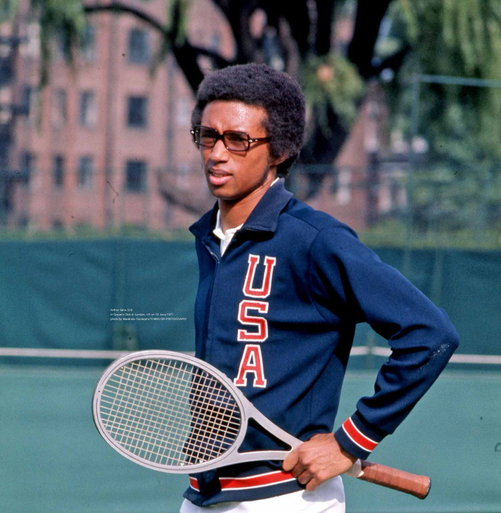Arthur Ashe Queens Club 1971 In 2020 Arthur Ashe Tennis Club