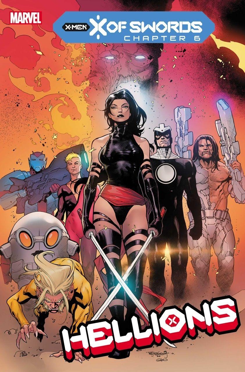 New Details Emerge From October 2020 X Men X Of Swords Marvel Solicitations In 2020 Comics X Men Marvel Comics
