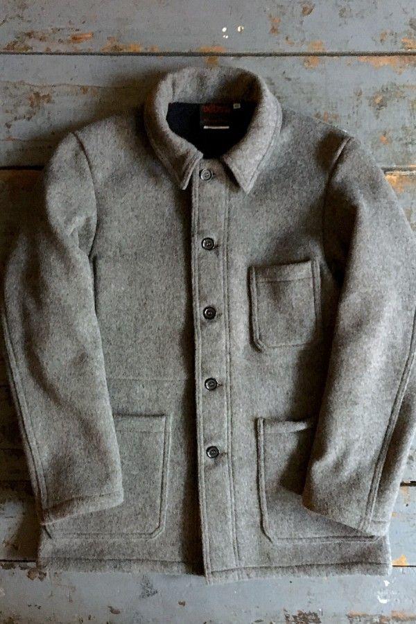 6e802d3b2a0de Vetra Hydrone Jacket Grey Wool