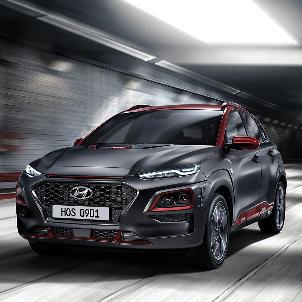 Every Hero Knows That It S What S Inside That Matters Well The Hyundai Konaironmanedition Is Heroic Both Inside And Outsid Hyundai Kona Hyundai Kona Ironman