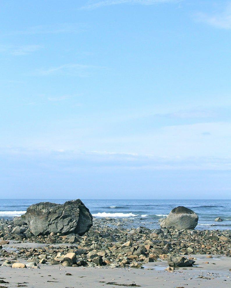 Ocean Wall Art Instant Download Summer Beach Decor Nature Photography Printable Art Zen Landscape Print Digital Download Wall Art Instant Download Ocean Wall Art Nature Photography