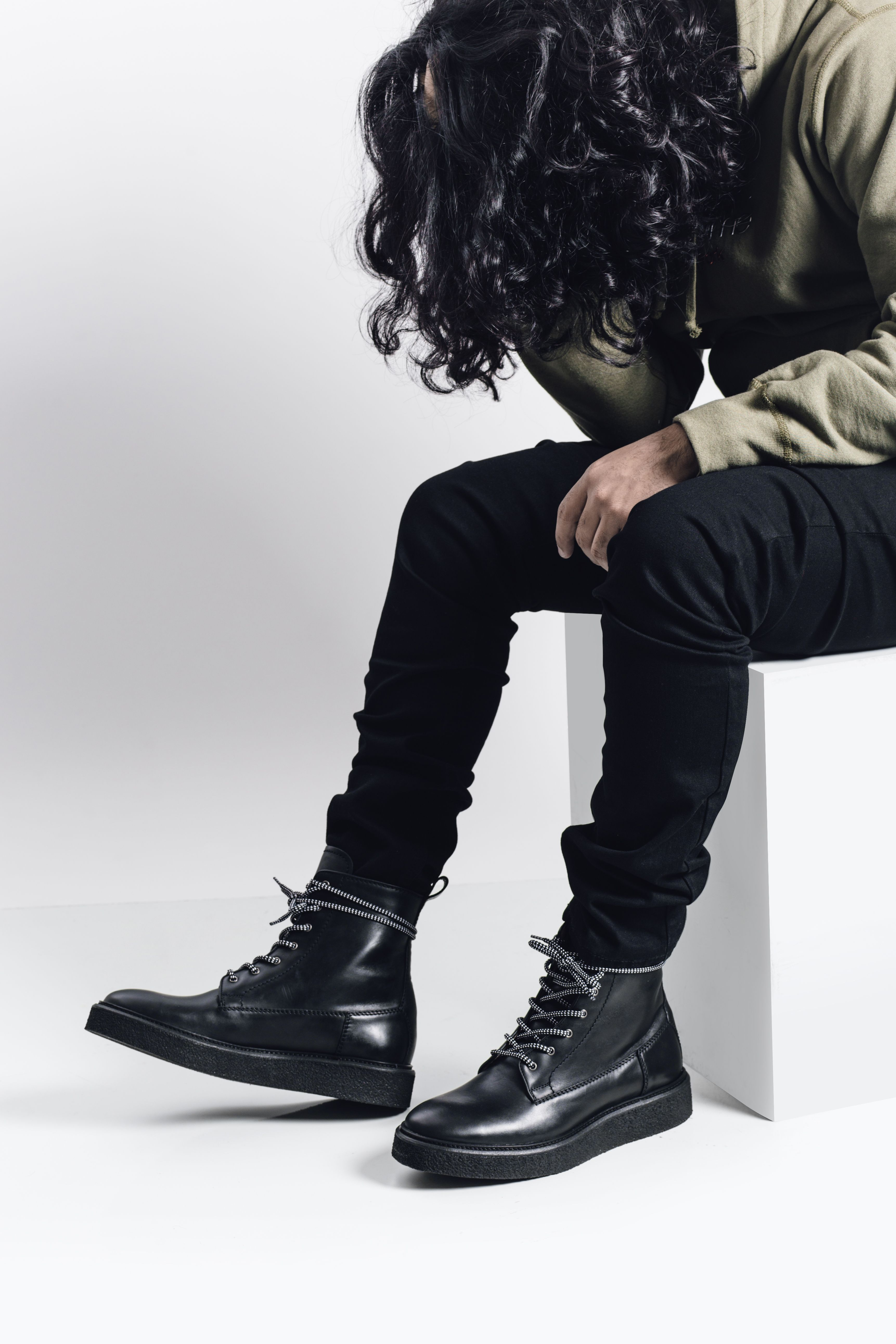 Represent Leather Work Boot #Represent