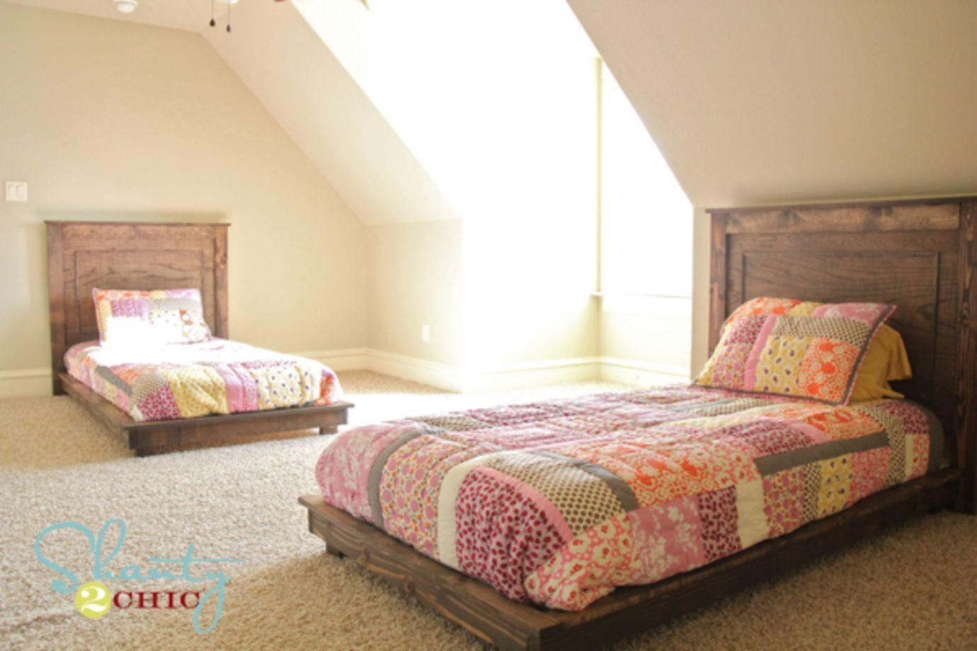 Master bedroom headboard design ideas   Lovely DIY Bed Frames Design Ideas  Bed frame design Bed