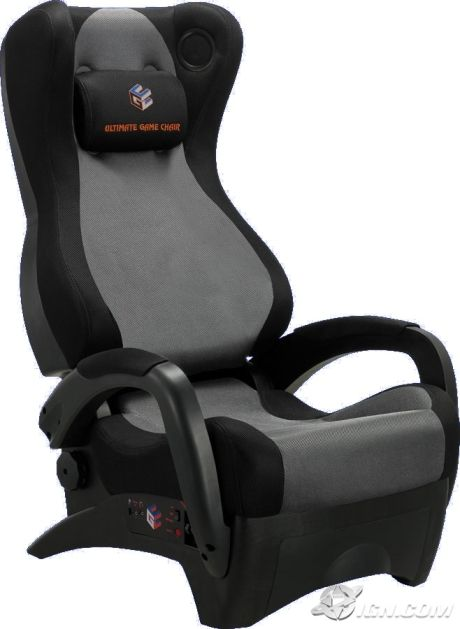 Ultimate Game Chair Renegade Review Ign Gaming Chair Game Room Chairs Chair