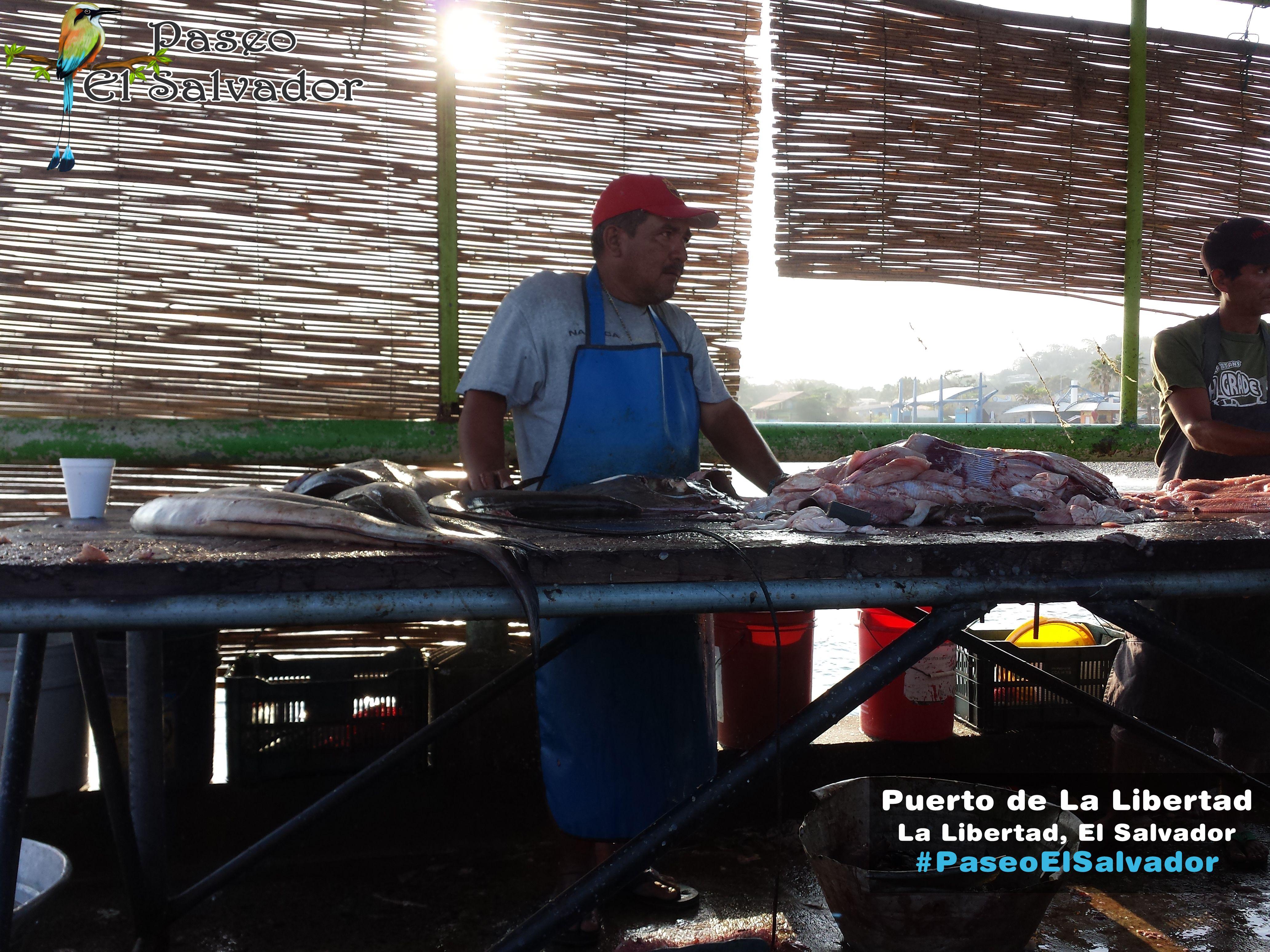 #HazTurismo en #ElSalvador #LaLibertad #Visita #PuertodeLaLibertad  #PaseoElSalvador