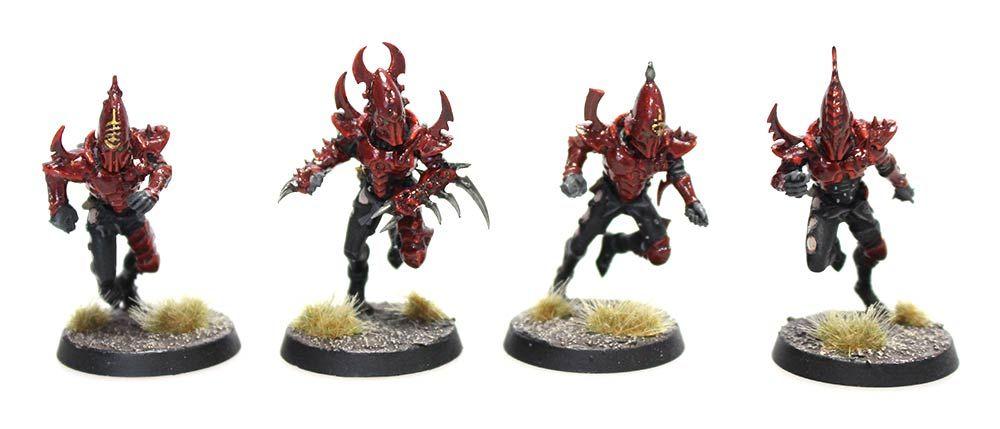 Blood Bowl Team Conversion Showcase – Dark Elves – Warhammer