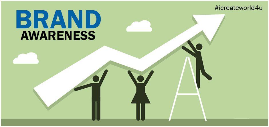 #Branding #BrandAwareness #icreateworld
