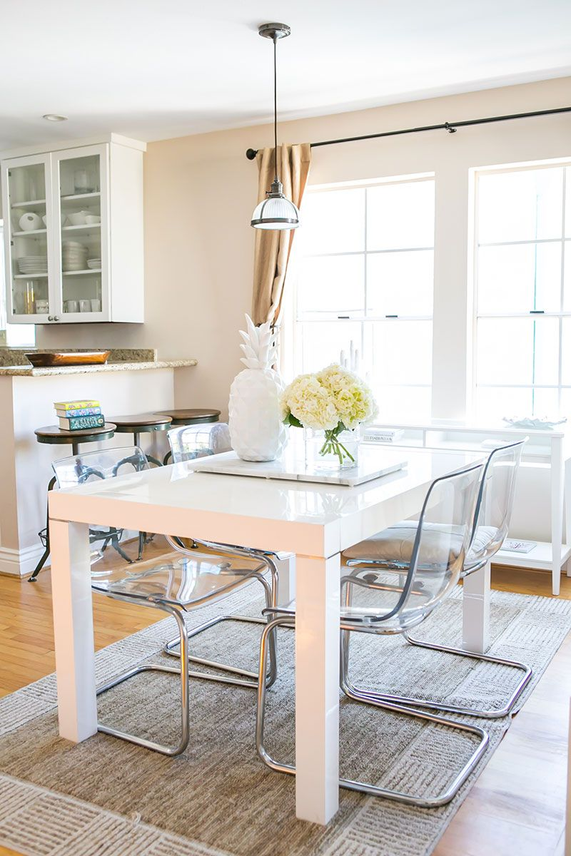 Louise Roe's Los Angeles Townhome Tour