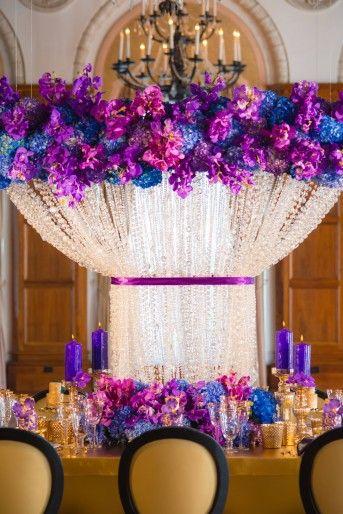 Weddings Event Categories David Tutera Wedding party centerpieces Wedding decor elegant