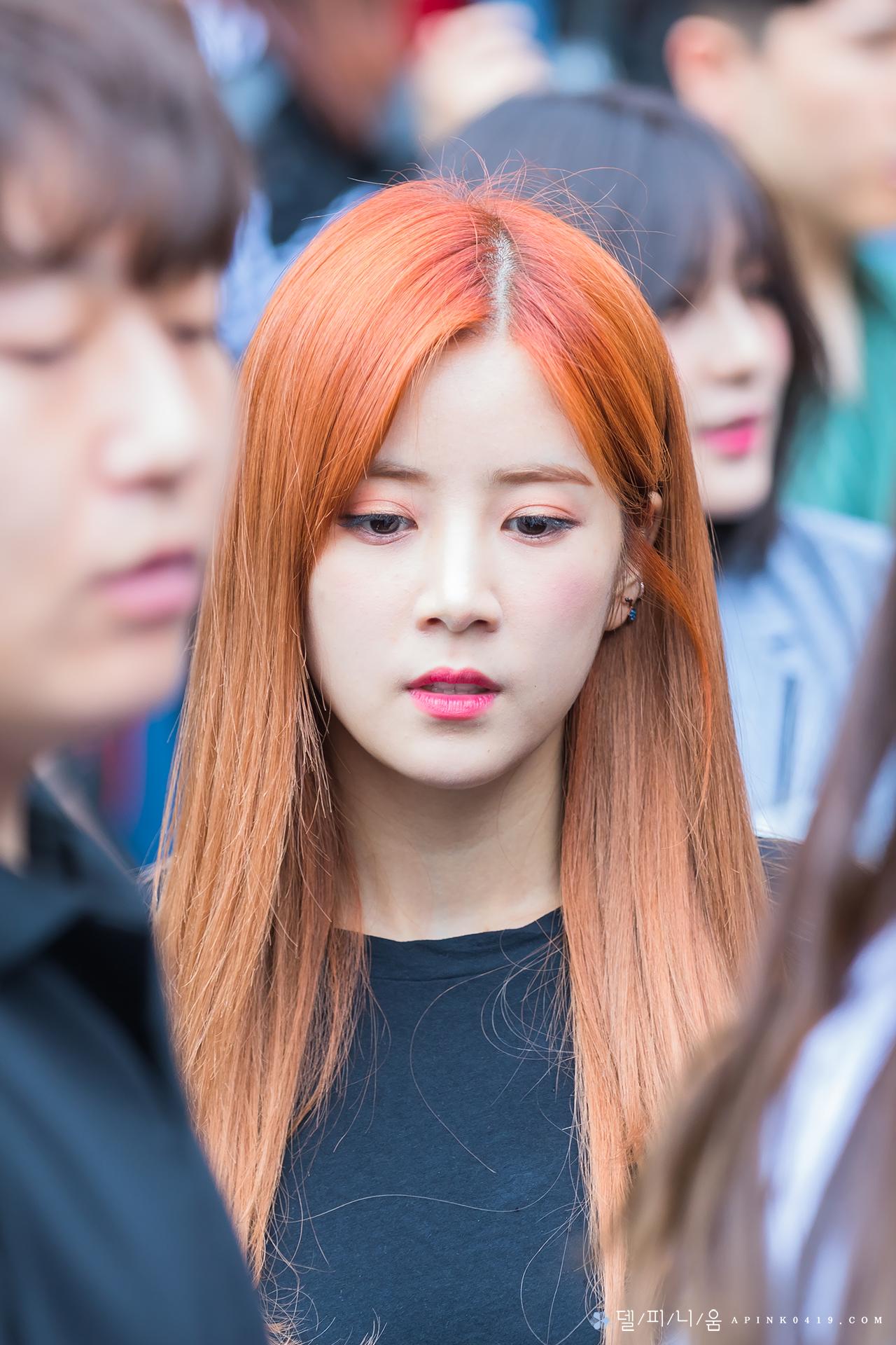 Bung Bung Ahh Kpop Girl Groups Redhead Girl Celebrities
