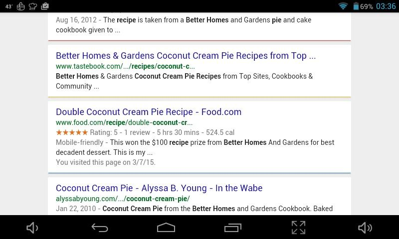 197dee58042a5f793683043683c1a734 - Better Homes And Gardens Coconut Cream Pie