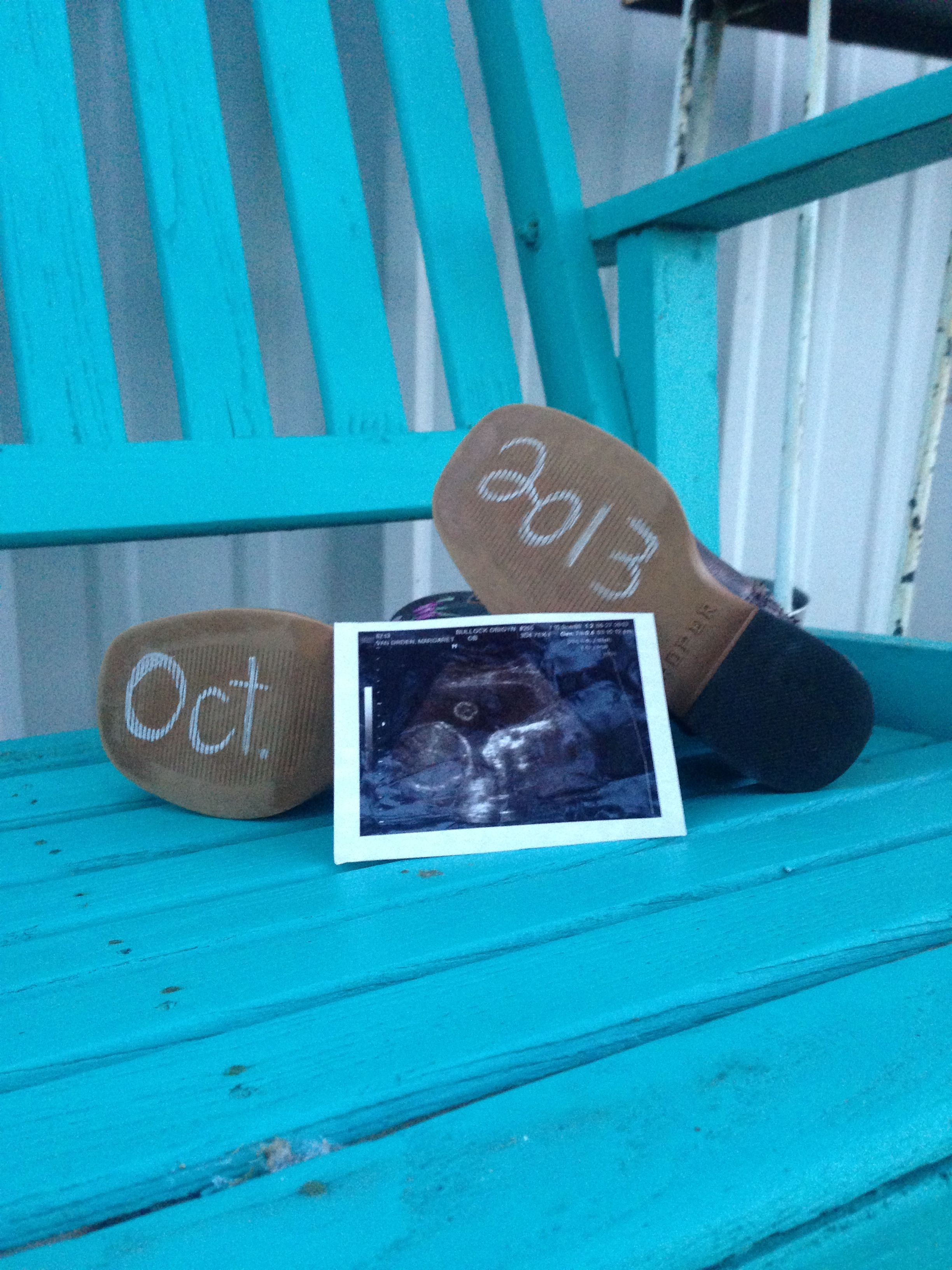 Baby Announcements haha @Christina Childress Childress & Ludke-Burica