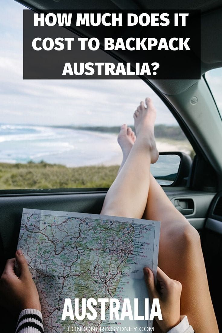 How much does it cost to go backpacking in Australia? in ...