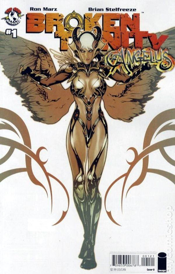 Broken Trinity Angelus (2008) 0B